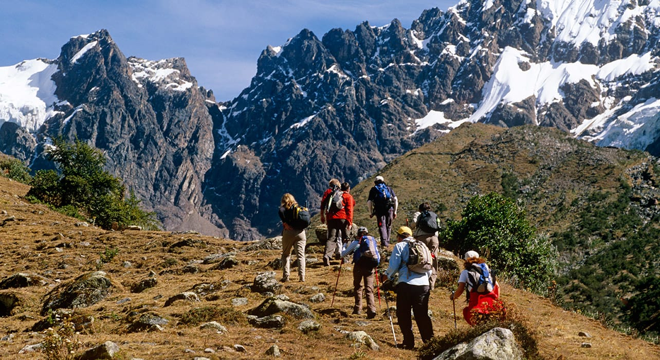 9 slide mountains hiking perfu pano
