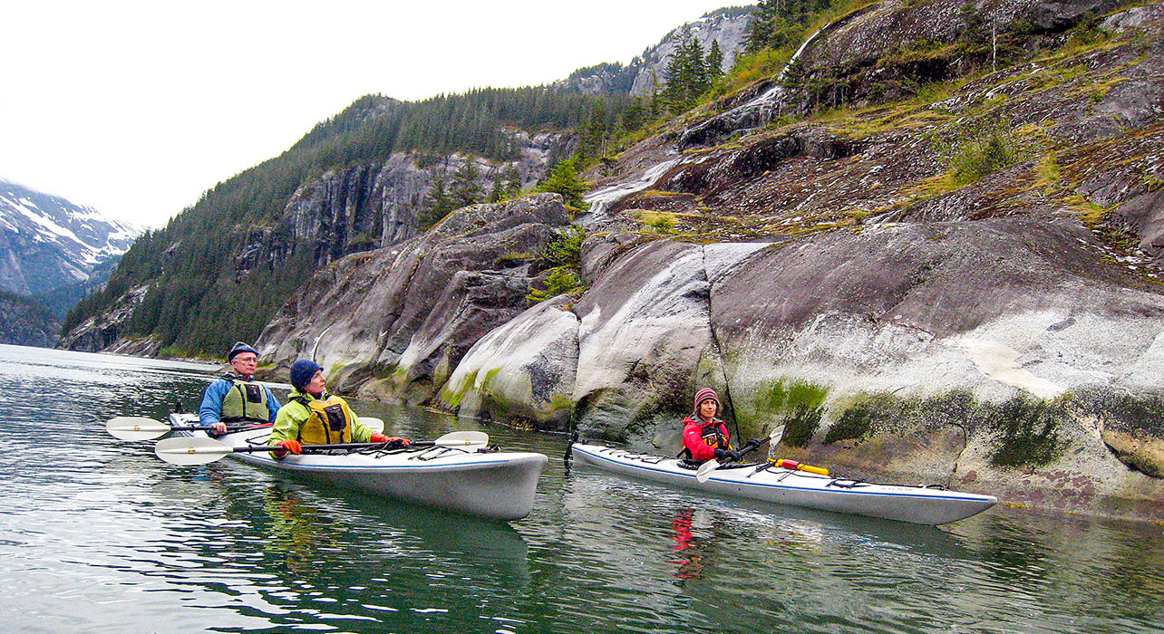1  alaska kayaking