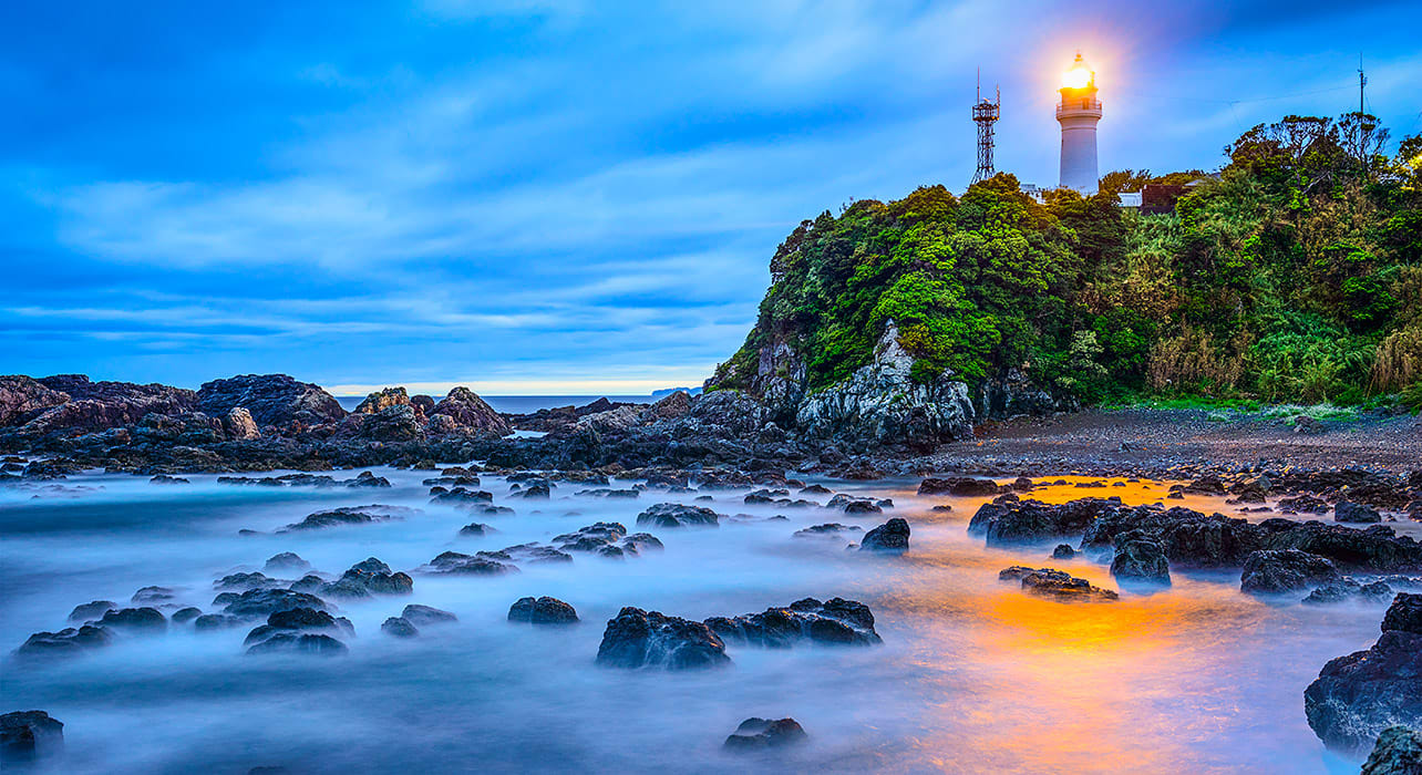 honshu lighthouse