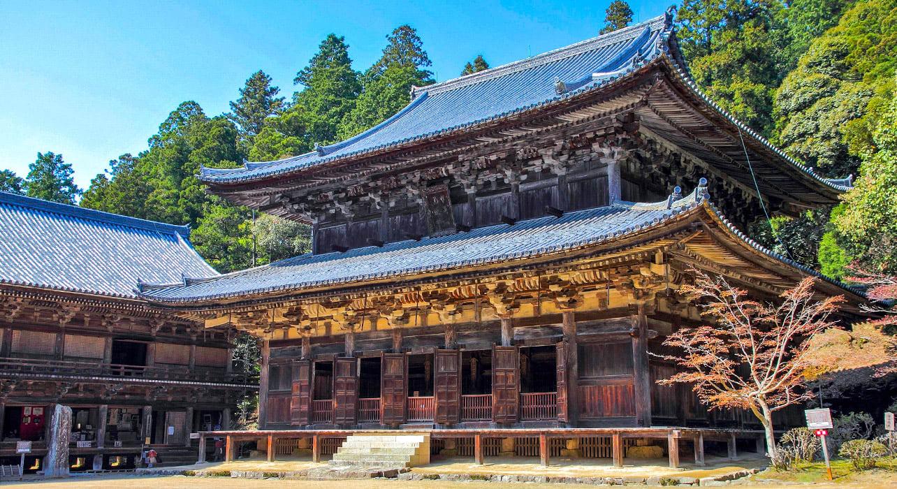 engyoji temple japan