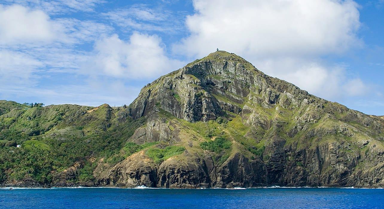pitcairn island polynesia