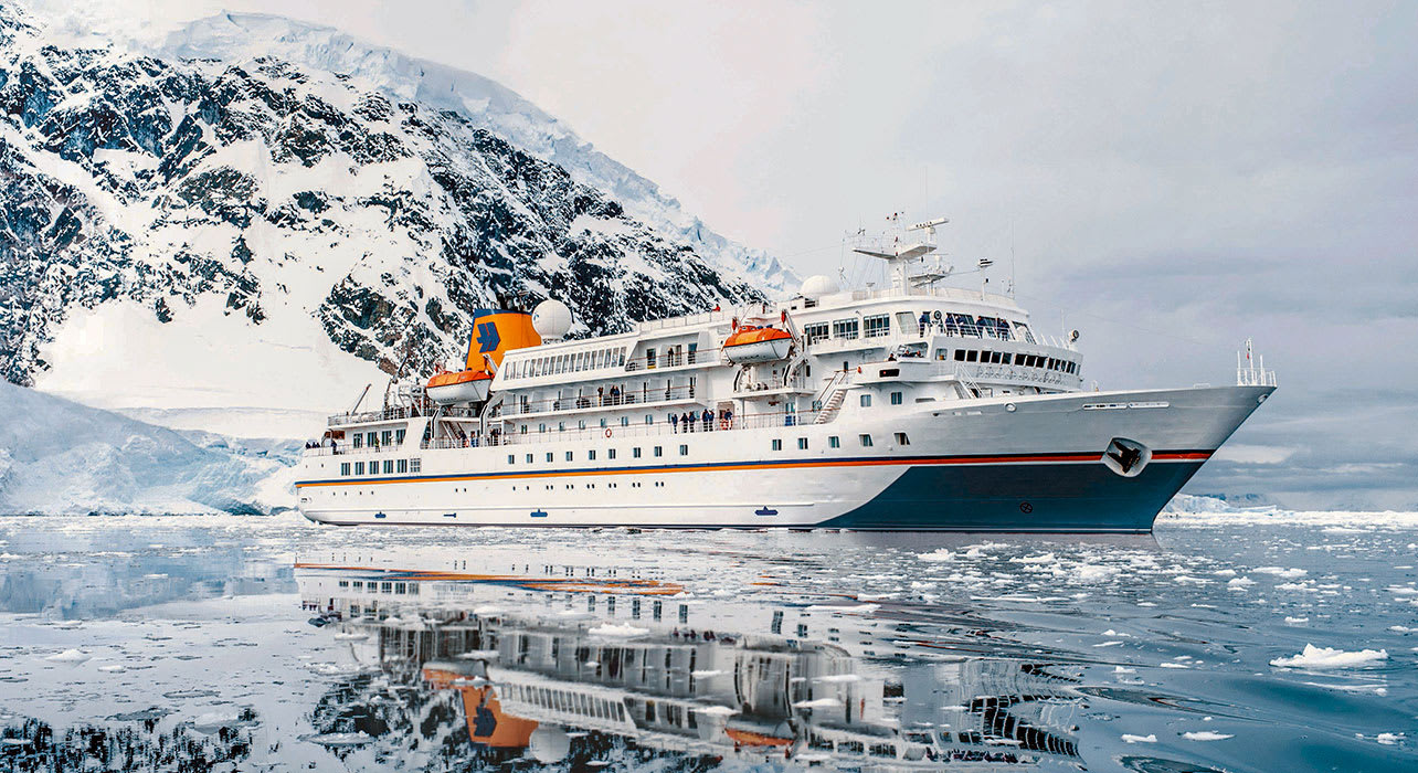 bremen hapag lloyd antarctica ship