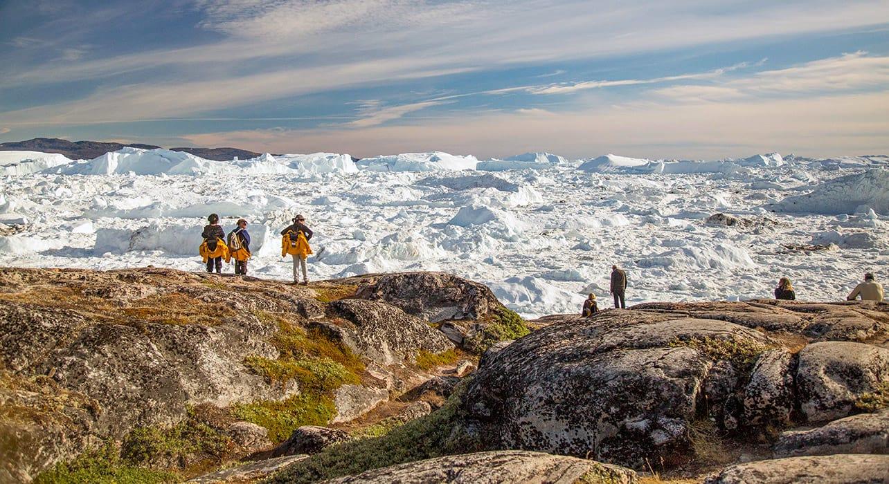 6 slide canada greenland ilulissat icebergs pano