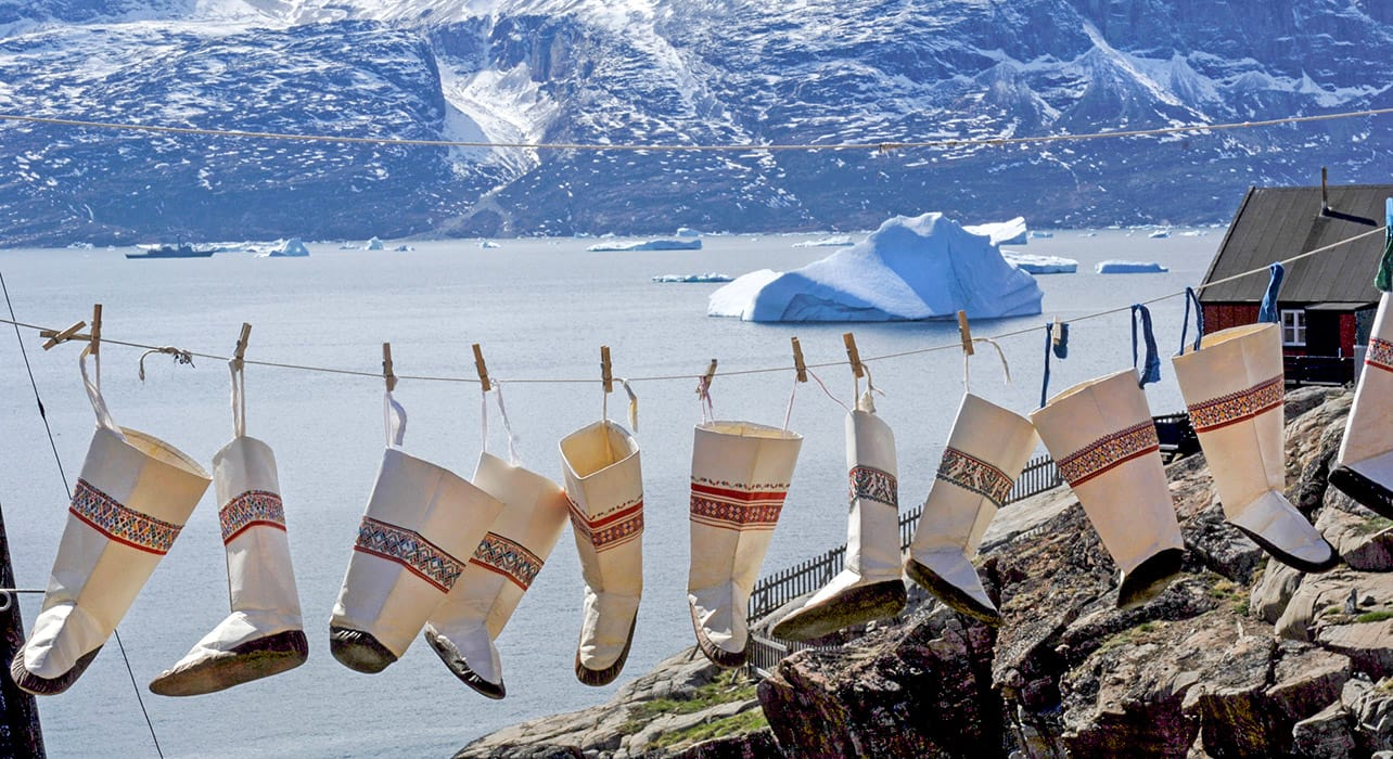 arctic boots iceburg