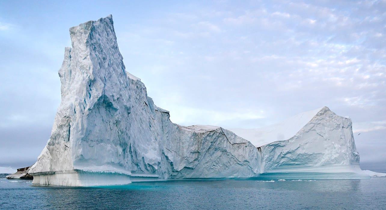 iceburg arctic water