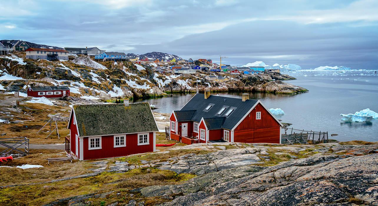 illulissat greenland arctic