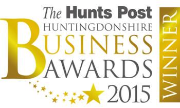 Huntingdonshire Business Awards 2015 Winner