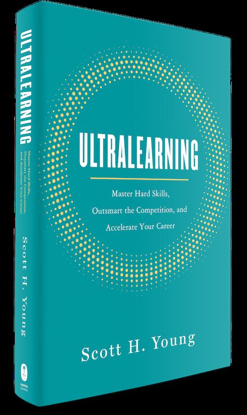 Image result for ultralearning book