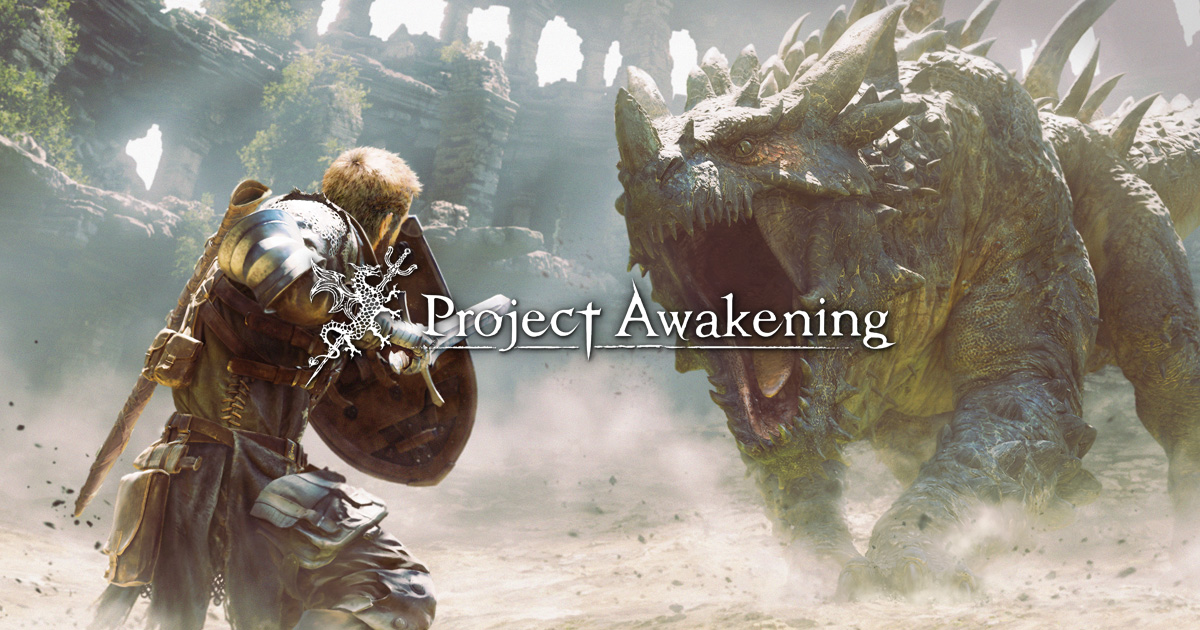 Project Awakening – Cy Games new Fantasy RPG