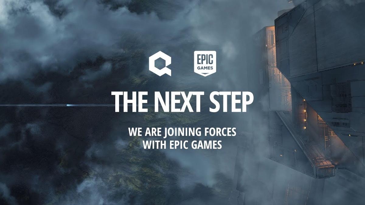 Quixel joins Epic