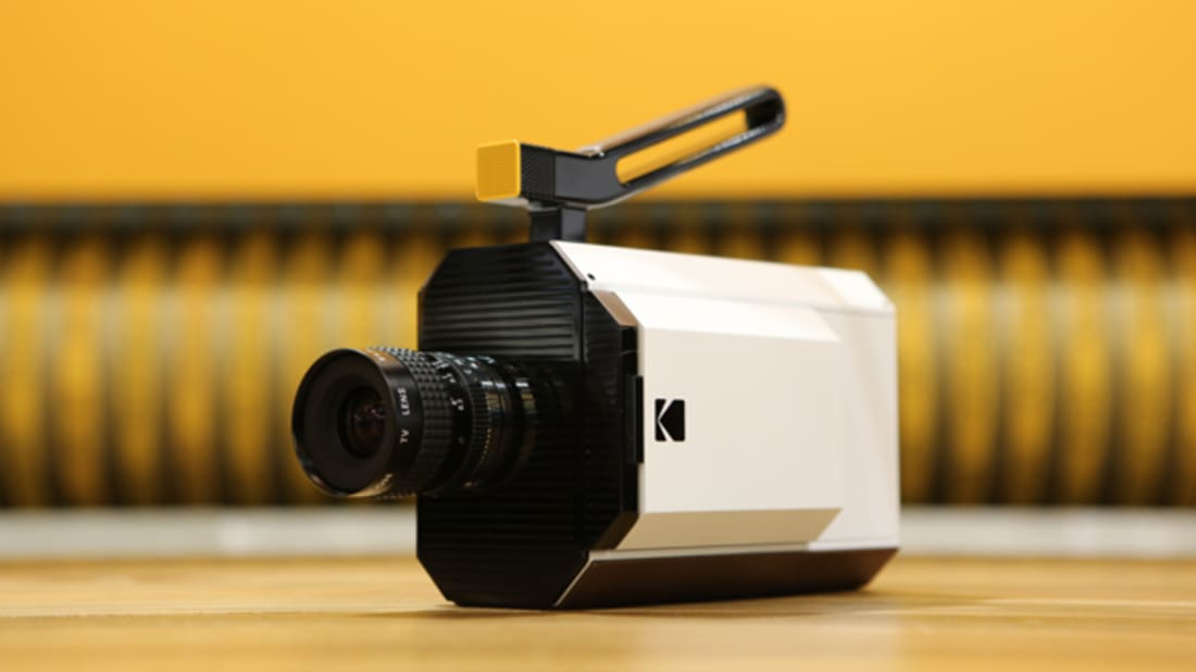 Kodak Super 8 Camera 🎥