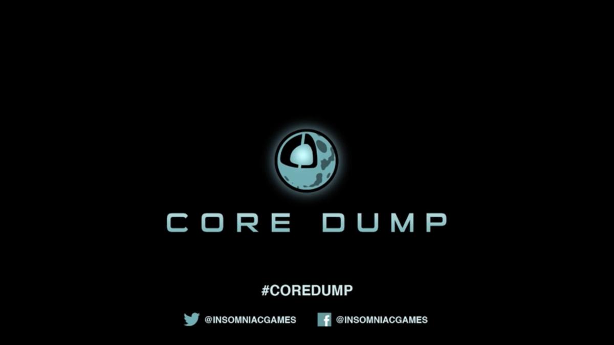 Insomniac Core Dump