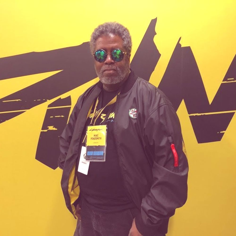 Mike Ponsmith Interview about Cyberpunk 20177