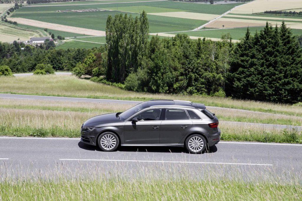 GoGet Audi A3 Sportback