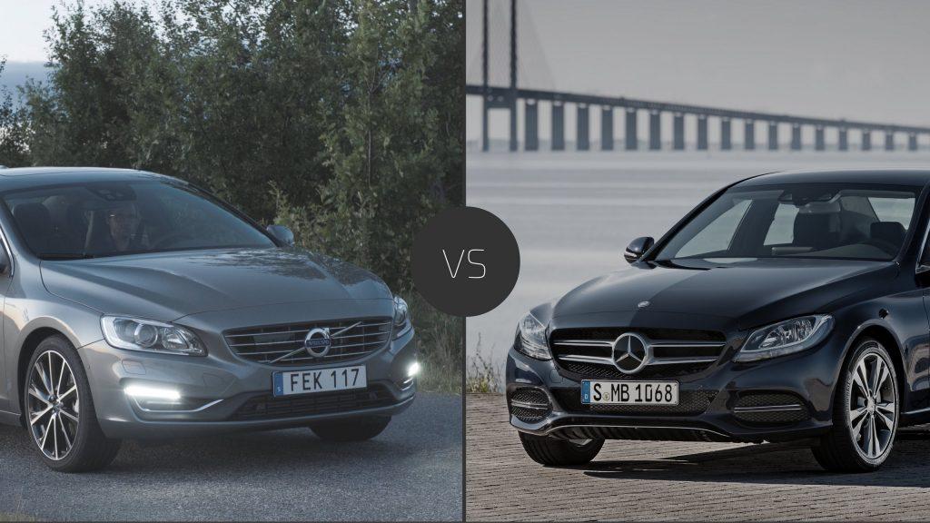 Europcar Volvo vs Mercedes