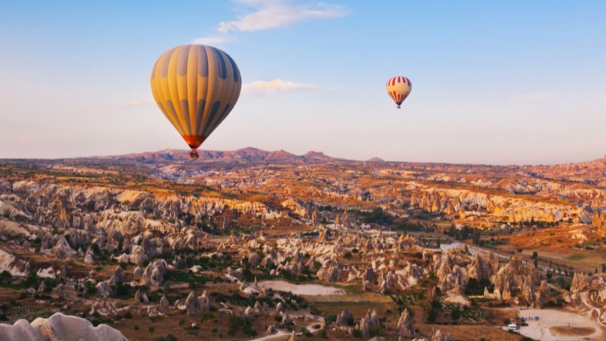Pakej Percutian ke Cappadocia Bersama Tripfez