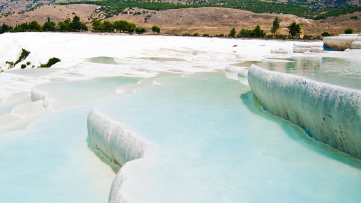 Pamukkale Tour Packages & Holidays With Tripfez