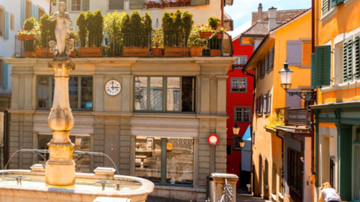 Pakej Percutian ke Zurich Bersama Tripfez
