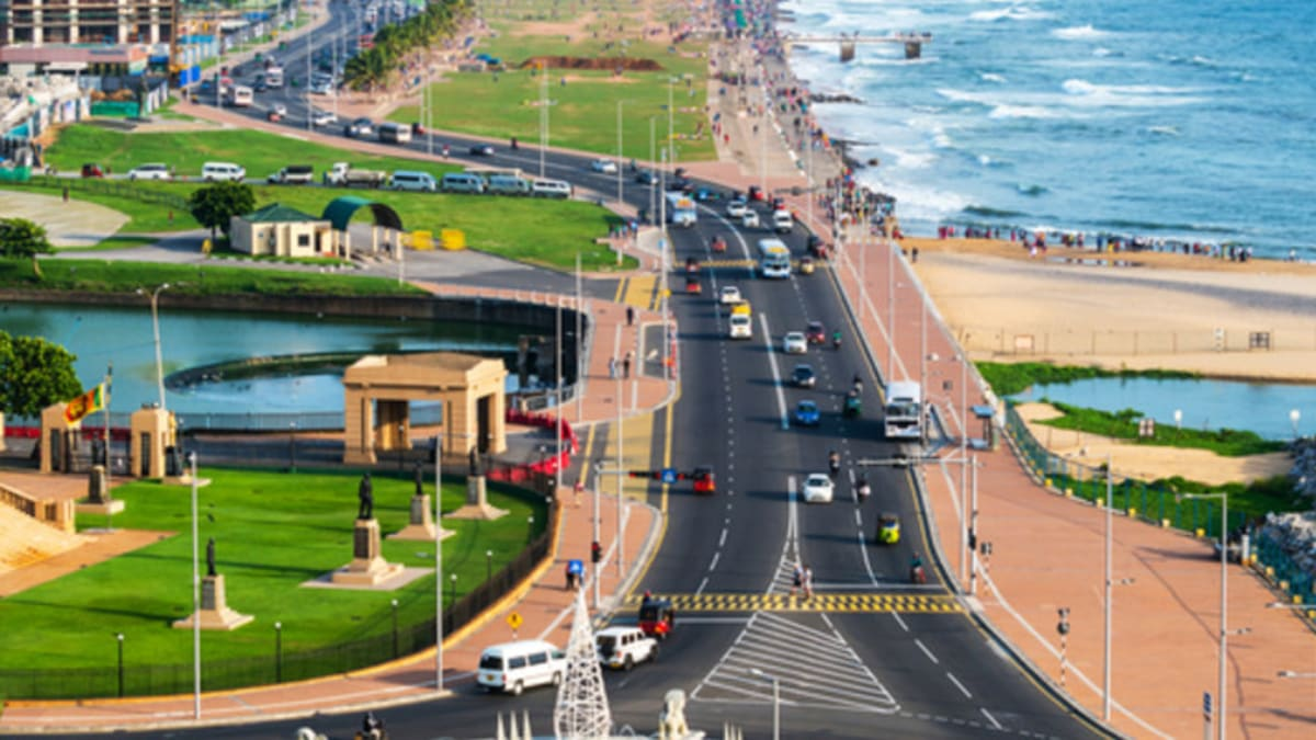 Pakej Percutian ke Colombo Bersama Tripfez