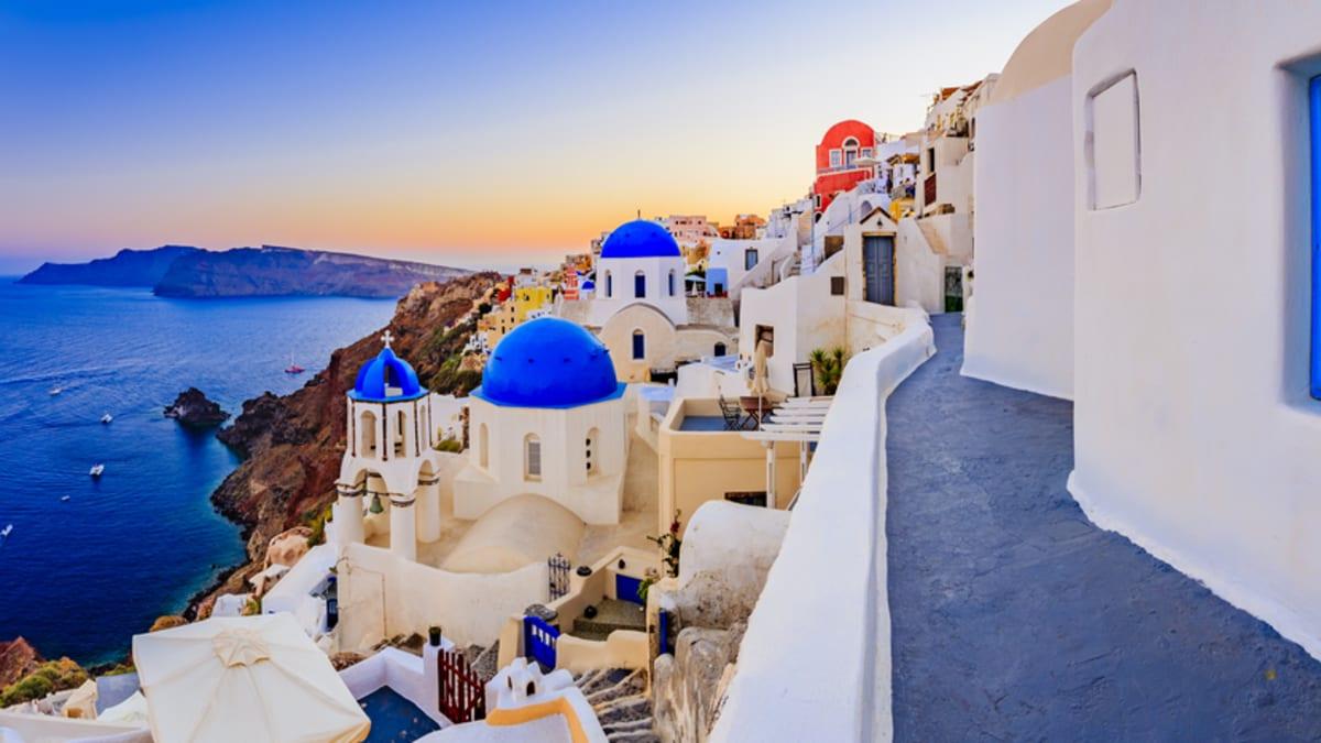 Pakej Percutian ke Santorini (Thira) Bersama Tripfez