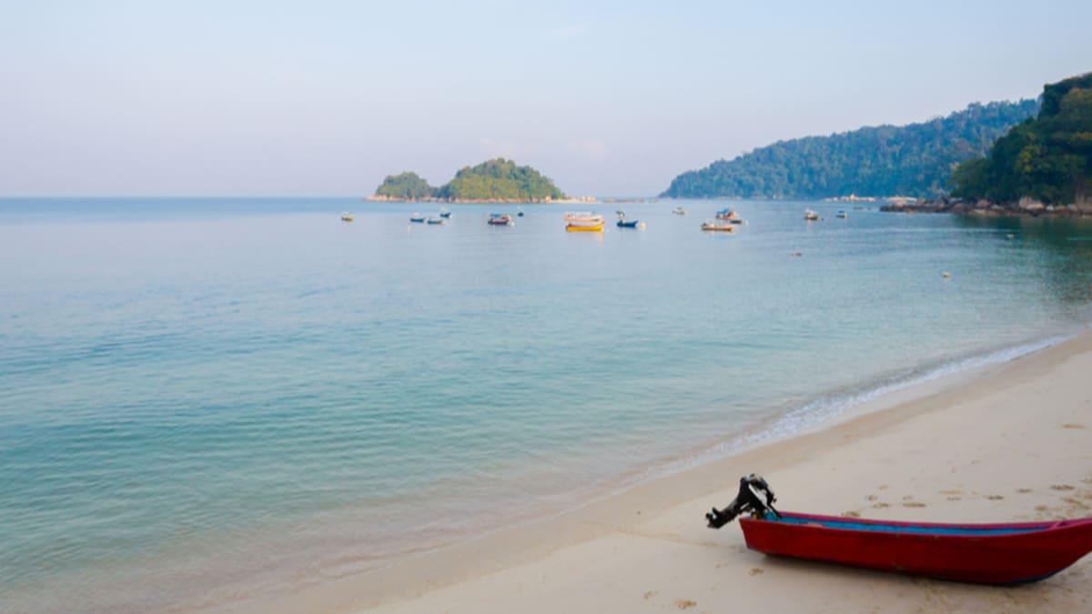 Pakej Percutian ke Pulau Pangkor Bersama Tripfez