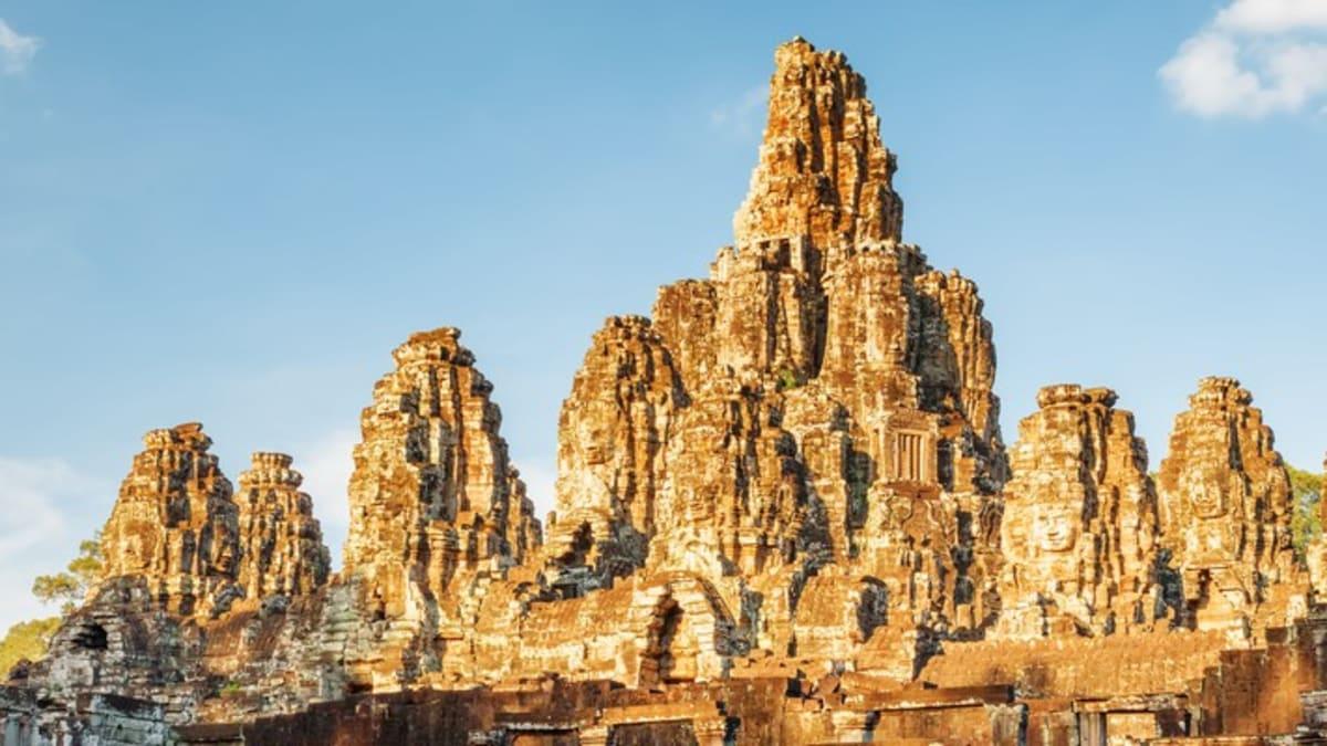 Pakej Percutian ke Siem Reap Bersama Tripfez