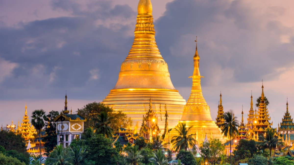 Yangon Tour Packages & Holidays With Tripfez