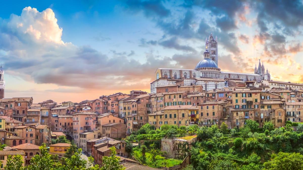Pakej Percutian ke Siena Bersama Tripfez
