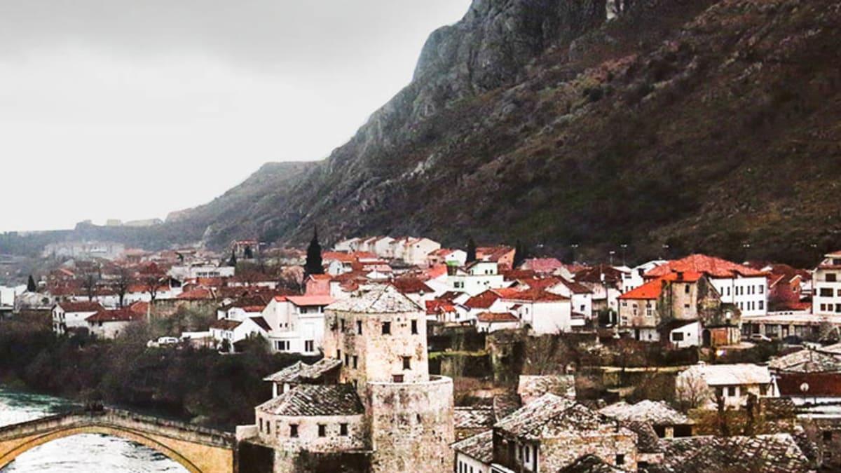 Pakej Percutian ke Mostar Bersama Tripfez