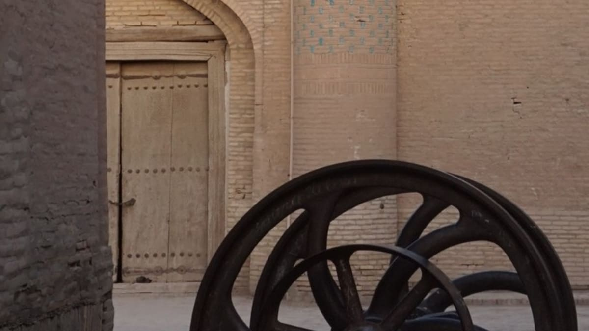 Pakej Percutian ke Samarkand Bersama Tripfez