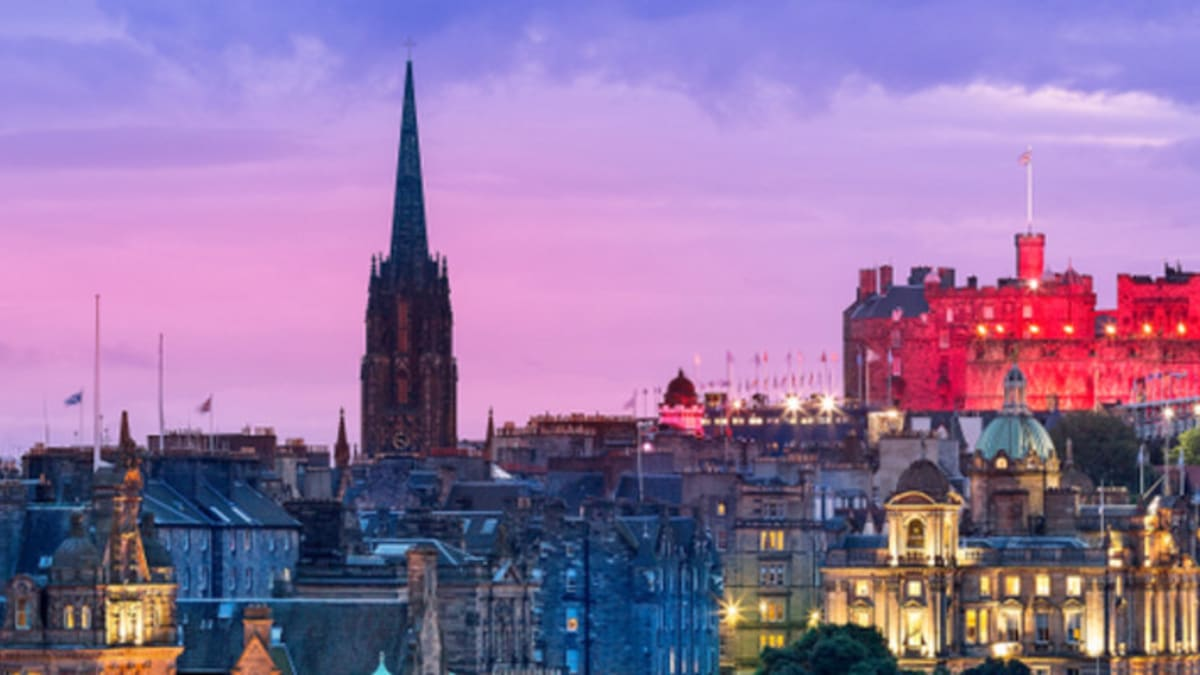 Edinburgh Tour Packages & Holidays With Tripfez