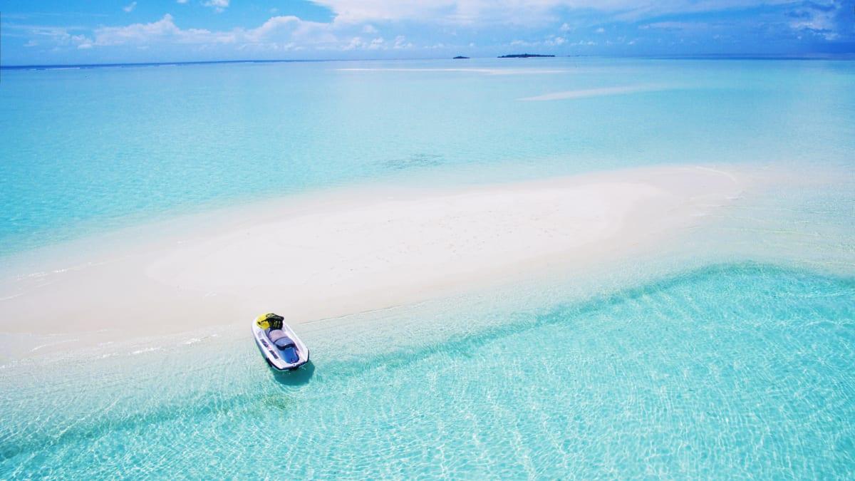 Terokai Maldives (Bajet) Bersama Tripfez