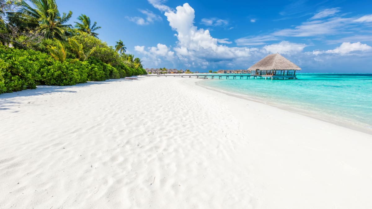 Terokai Maldives Bersama Tripfez