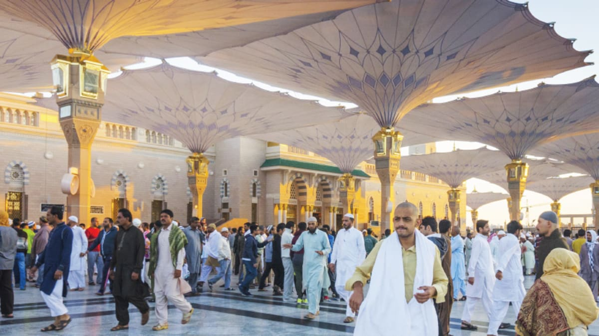 Umrah March School Holiday: Madinah → Makkah  With Tripfez