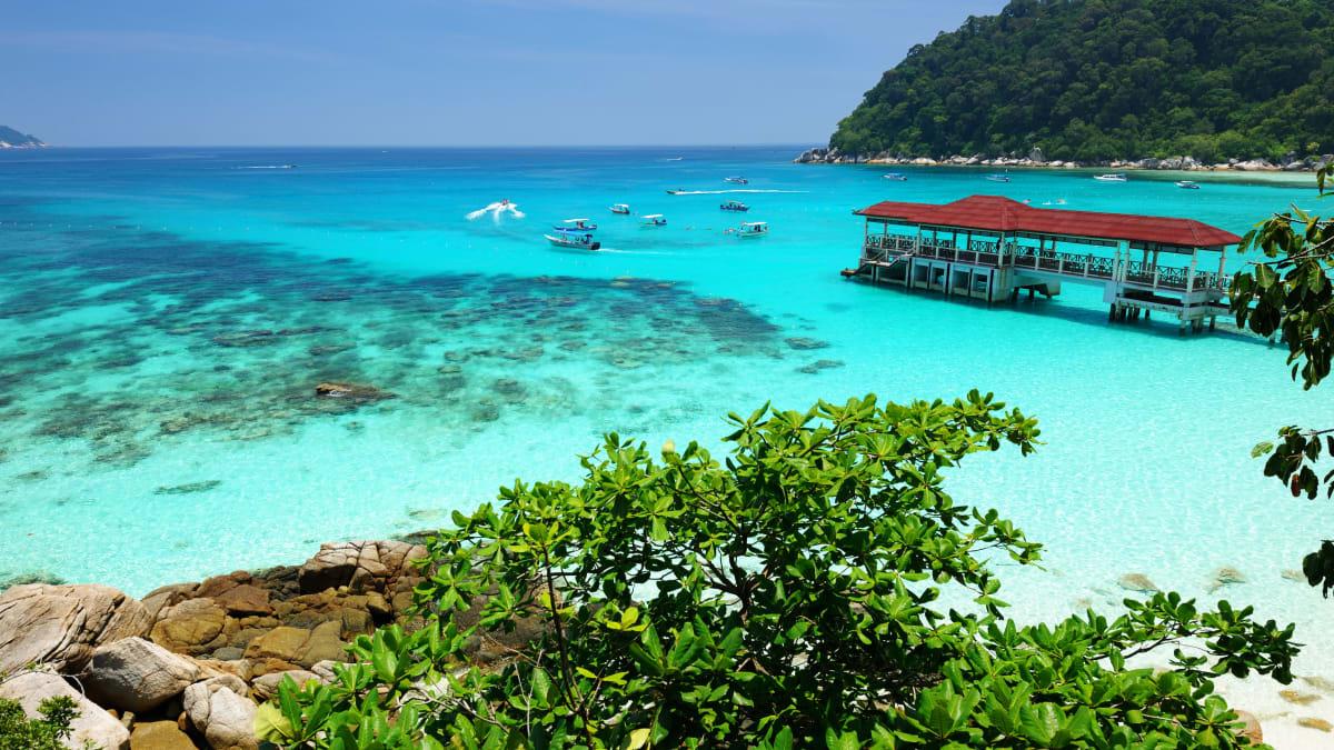 Snorkeling di Pulau Perhentian  Bersama Tripfez