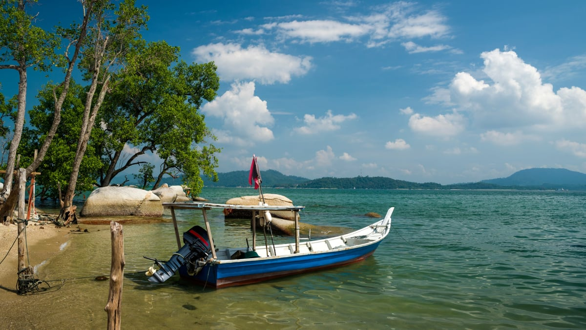 Percutian Pangkor Bersama Tripfez