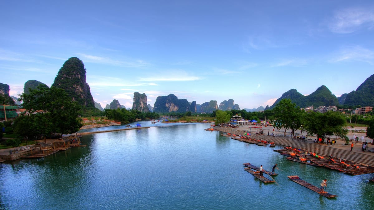 Guilin and Yangshuo Muslim Tour With Tripfez