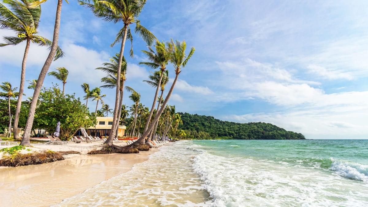 Lawatan Phu Quoc & Sao Beach (Beli 3 Percuma 1) Bersama Tripfez
