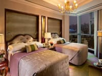 Raffles Makkah Palace Hotel twin room
