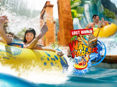 Tripfez Travel Funtastic Lost World of Tambun package