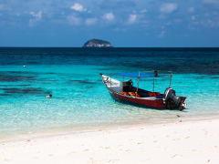 Tripfez Travel Sun Beach Resort Tioman Island package