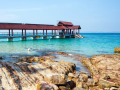 Tripfez Travel Pulau Kapas package