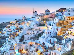 Tripfez TravelAthens, Santorini, Mykonos Honeymoon package