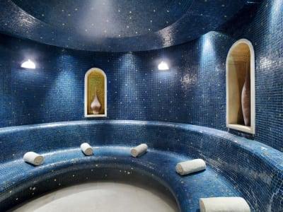 Spa in Raffles Palace Makkah