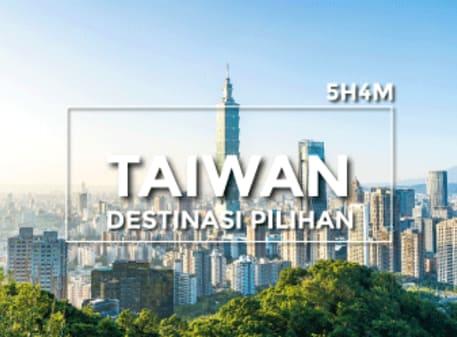 Taiwan Destinasi Pilihan