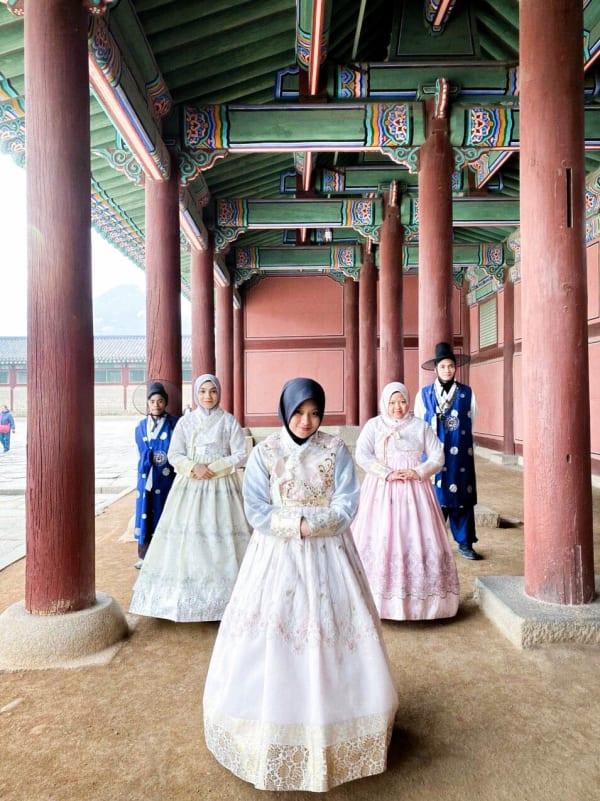 Korea (Musim Sejuk) Hari 3