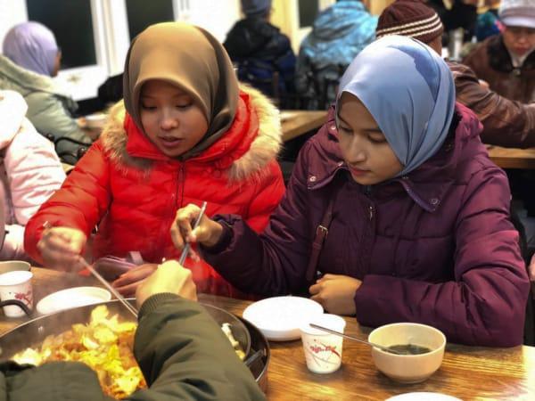 Korea (Musim Sejuk) Hari 4