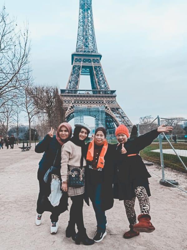 4 Negara Eropah Hari 7