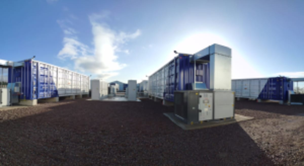 Sembcorp Energy UK powers up 60MW of ultra-fast battery storage
