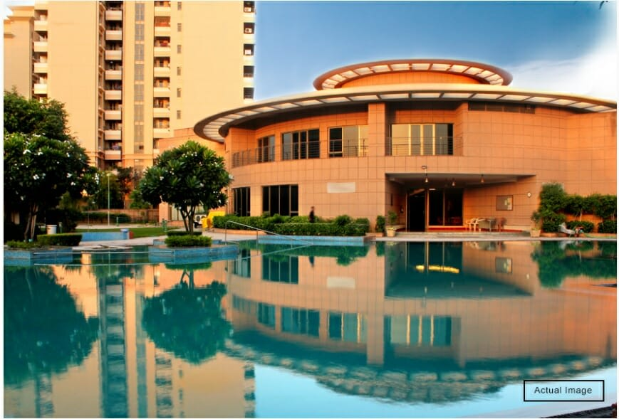 Penthouse for Central Park1 Golf Course Road Gurgaon
